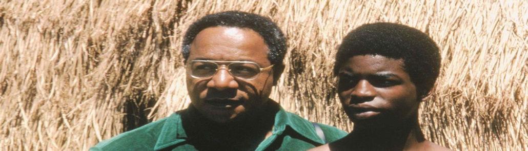 Roots: Alex Haley and Kunta Kinte (LaVar Burton)