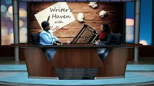 Writer's Haven Show w/V. Helena and Dr. Patsy Blackshear- Bates: Center of Excellence