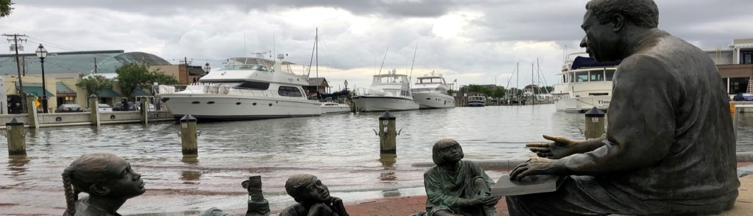 Kunta Kinte-Alex Haley Memorial Waterfront
