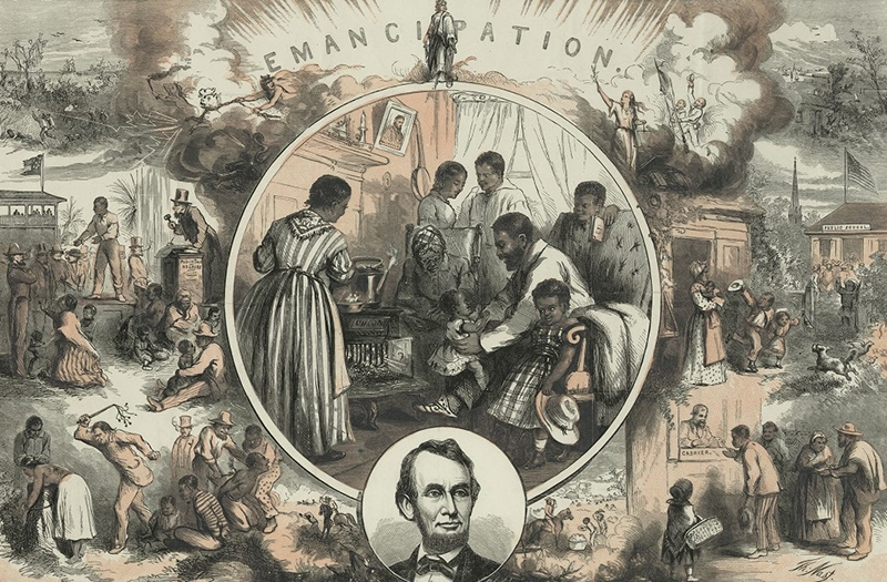 Baltimore Civil Rights Heritage – 1831-1884: Abolition and Emancipation