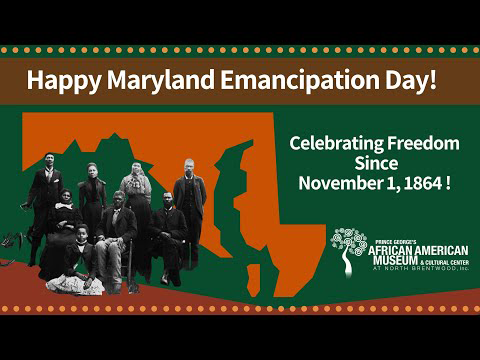 Prince George's African American Museum: Maryland Emancipation Affirmations