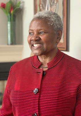 Patsy B. Blackshear, Ph.D.