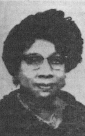 Sarah V. Jones